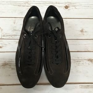 Tods Brown Sneakers Size 9 1/2